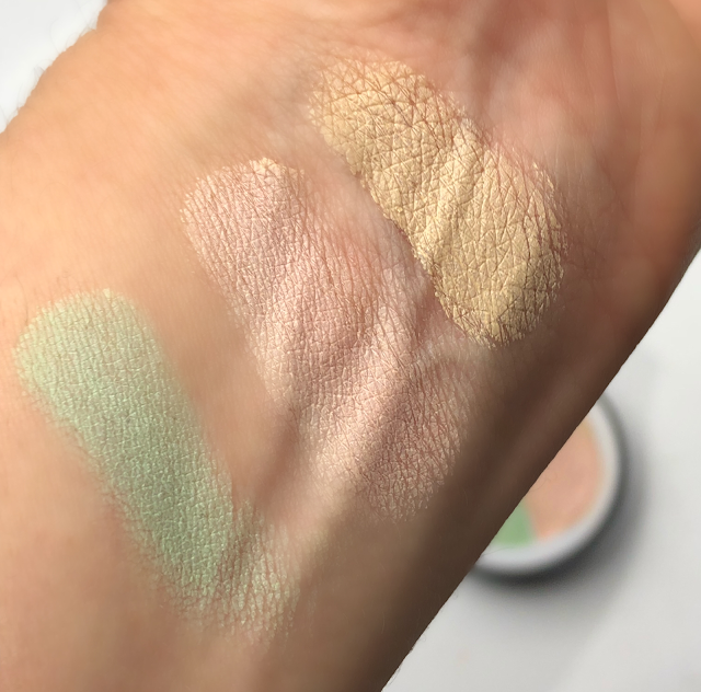 REVIEW E SWATCHES