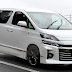 Toyota All New Vellfire Rilis Tahun Ini