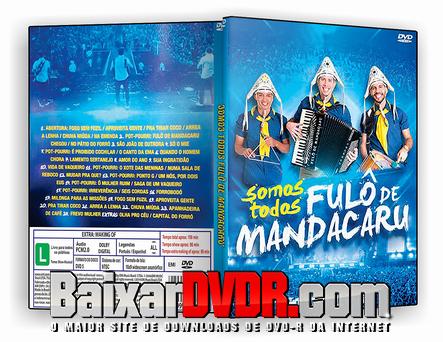 Somos Todos Fulô de Mandacaru (2016) DVD-R OFICIAL