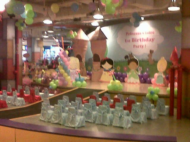 Dekorasi Birthday, dekor ultah anak, EO dekor ultah