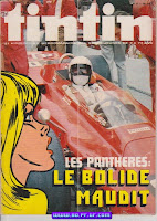 LES #PANTHERES : LE BOLIDE MAUDIT