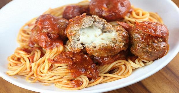 Pizza Meatballs Recipe