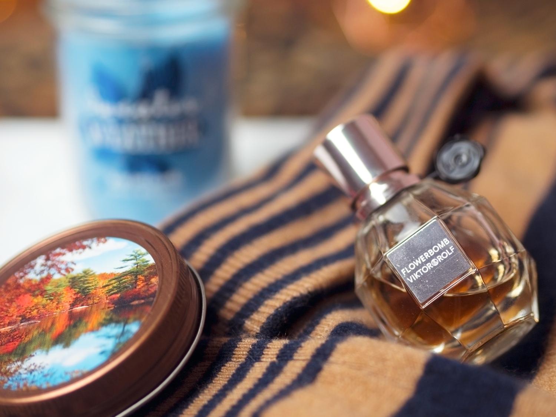 scent diaries viktor rolf flowerbomb