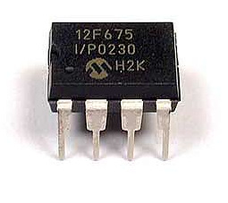 PIC12F675.