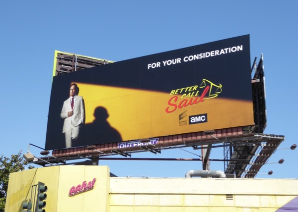 Better Call Saul season 3 Emmy nominations billboard