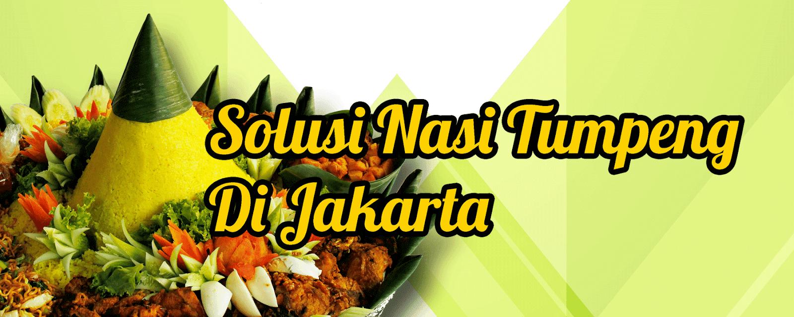 Jakarta Nasi Tumpeng