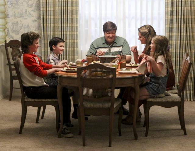 Hình ảnh phim Tuổi Thơ Bá Đạo Của Sheldon Phần 1