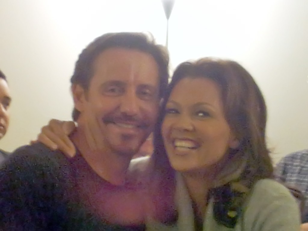 The Randy Report Vanessa Williams Charles Mesure Last Table Read Of Desperate Housewives