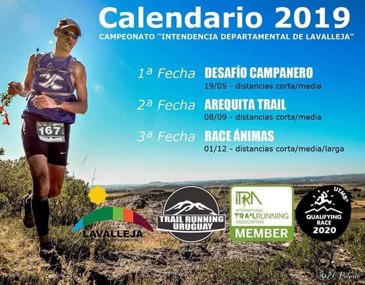 Calendario Gare Trail 2020.Trail Calendario 2019 Ikbenalles