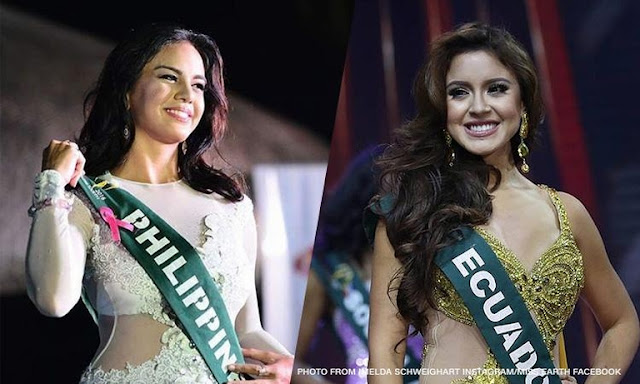Miss Earth PH Finally Gives Her Word To Her Bashers: 'If its a crime to tell the truth, Im Sorry'