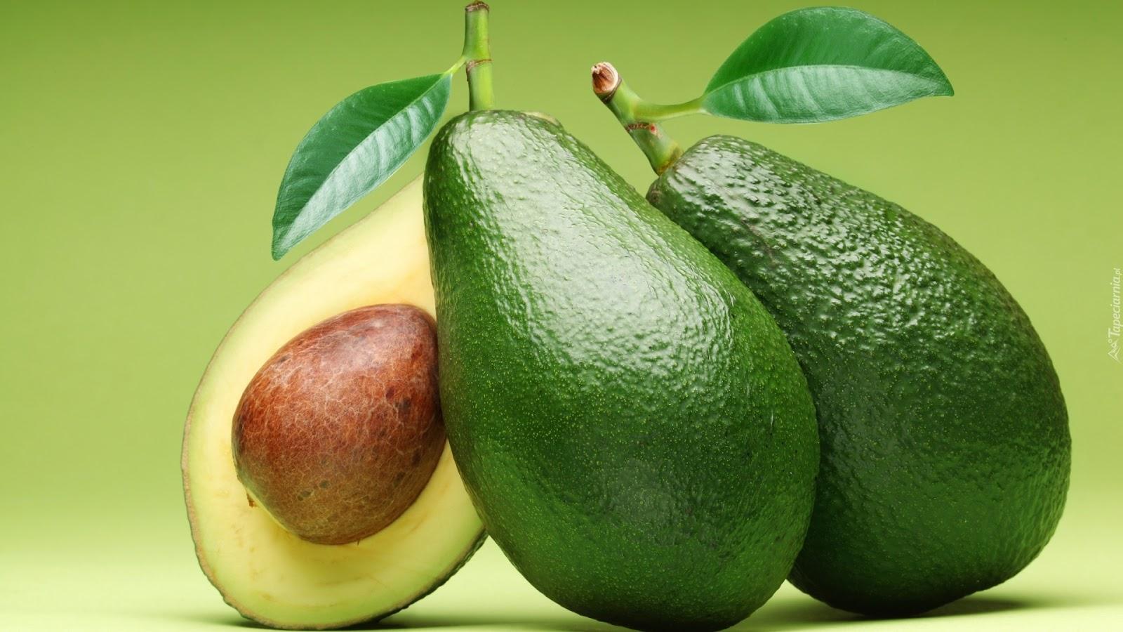 awokado, zdrowy owoc