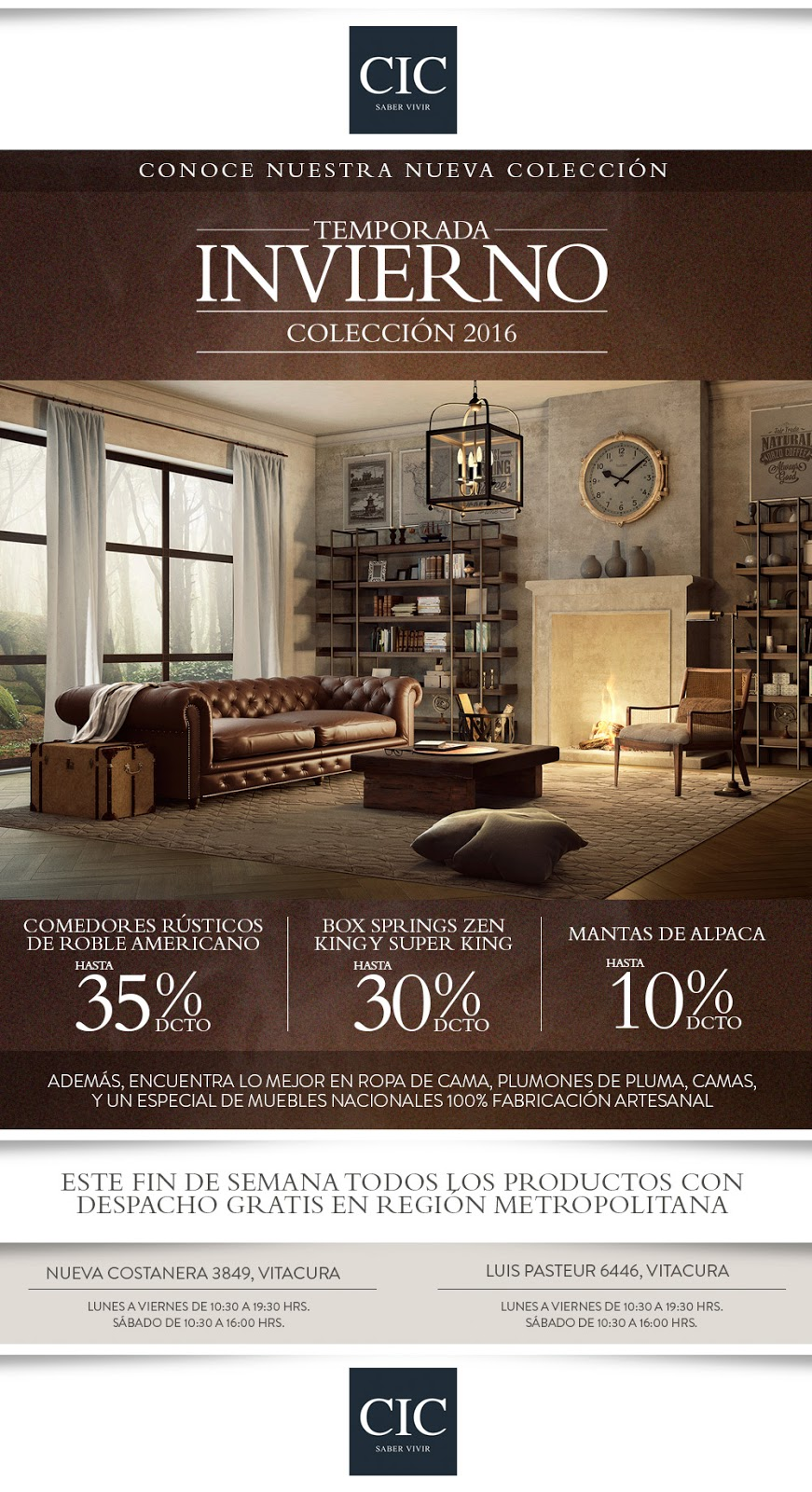 Diego Aleite Dise O Publicidad Mkt 3d # Muebles Cic Comedores