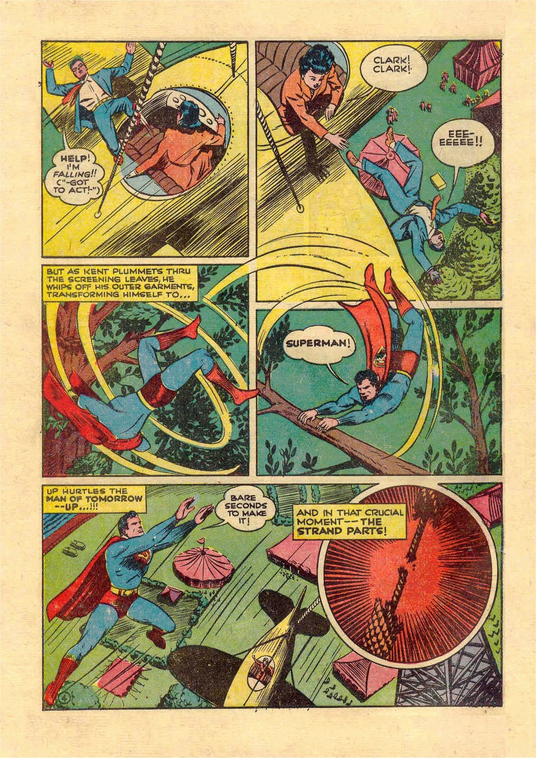 Read online Action Comics (1938) comic -  Issue #46 - 5
