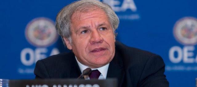Almagro pide constatar que Venezuela cumple con pacto contra armas nucleares