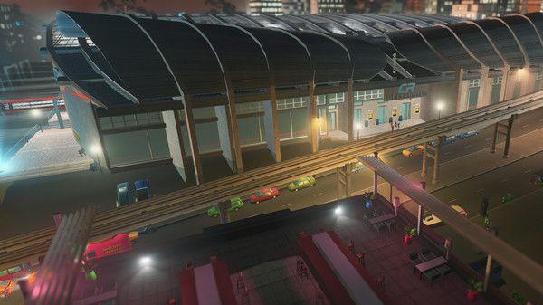 Cities : Skylines - Mass Transit Việt Hóa
