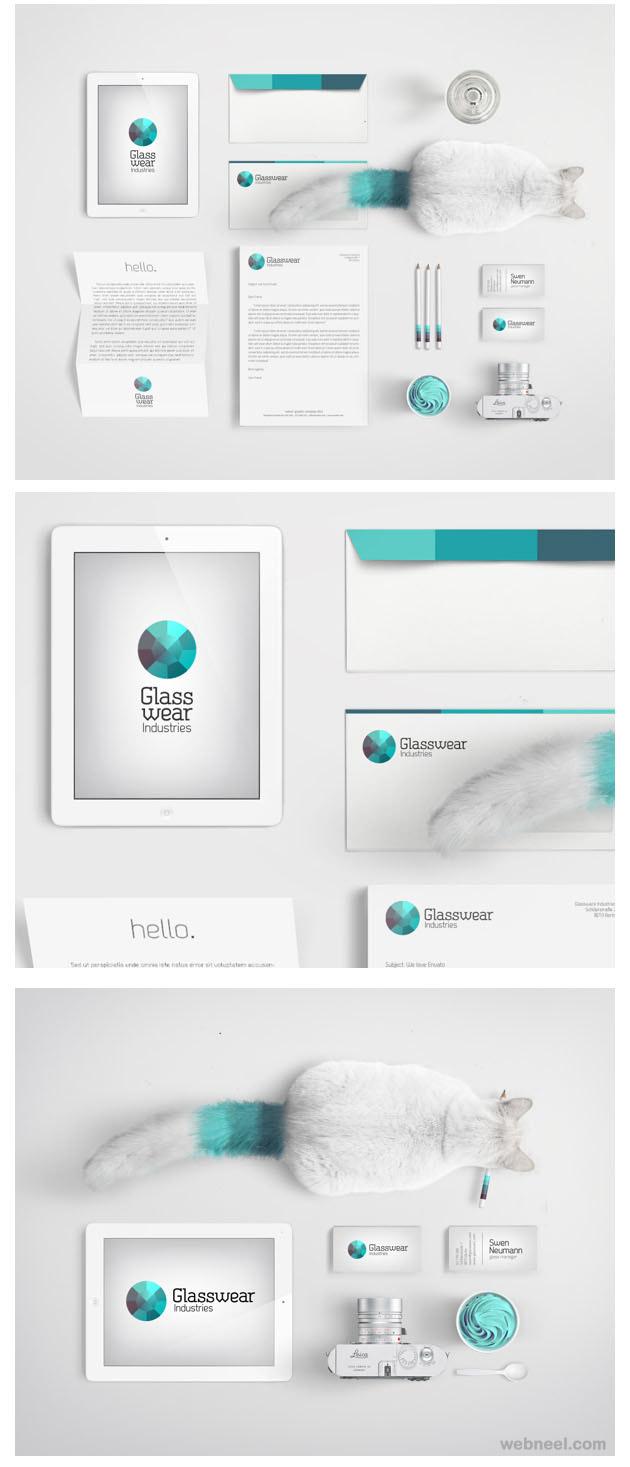 Giới thiệu một số bộ nhận diện thương hiệu đẹp và ấn tượng
