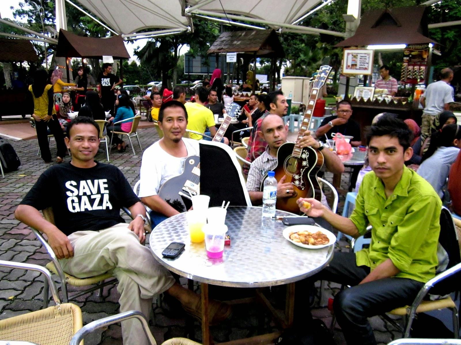 Scene Underground Di Malaysia