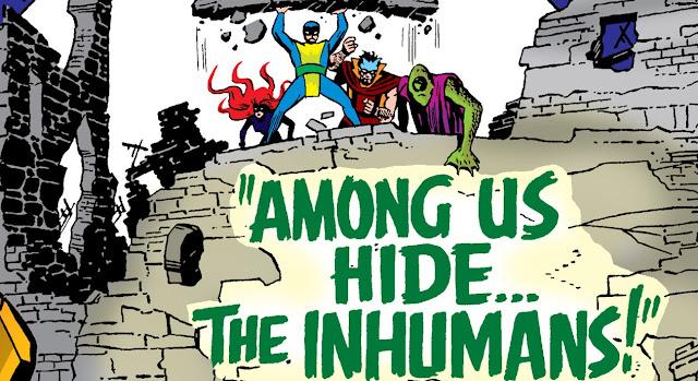 1st Inhumans
