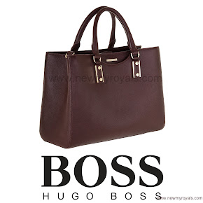 Crown Princess Mary Style HUGO BOSS Handtasche Mila-F