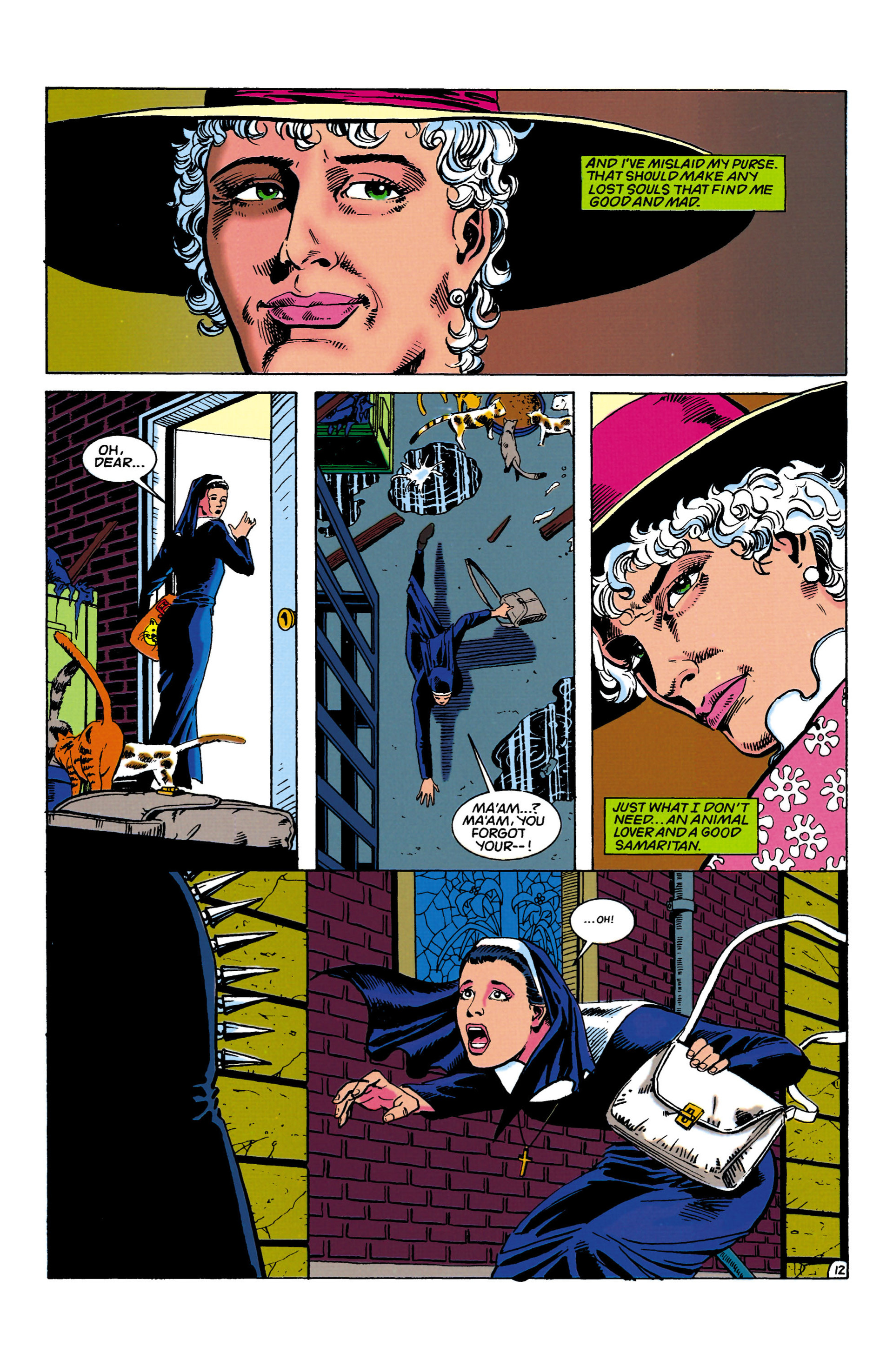 Catwoman (1993) Issue #5 #10 - English 13