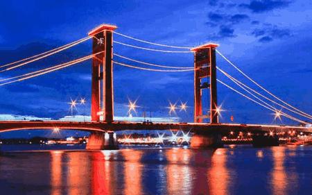 14 Tempat Wisata Populer di Palembang