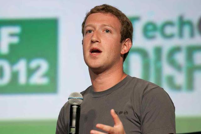 Mark Zuckerberg life story