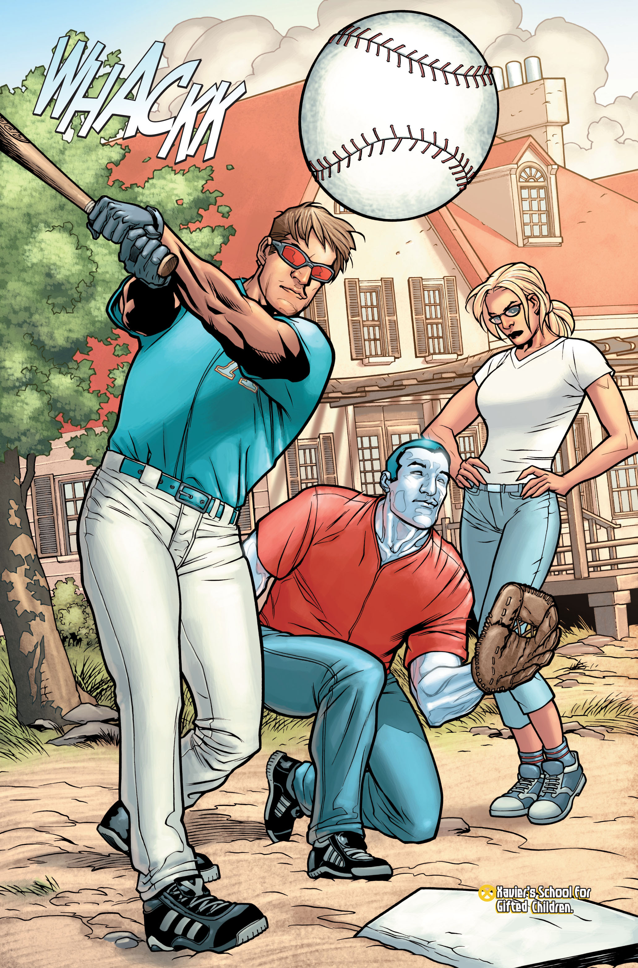 Read online Ultimate X-Men comic -  Issue #88 - 6