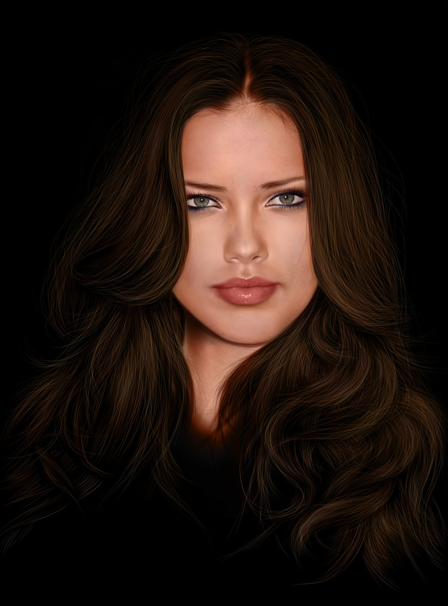 Portrait Paintings By Nedko Ivanov (Reapingjoy)