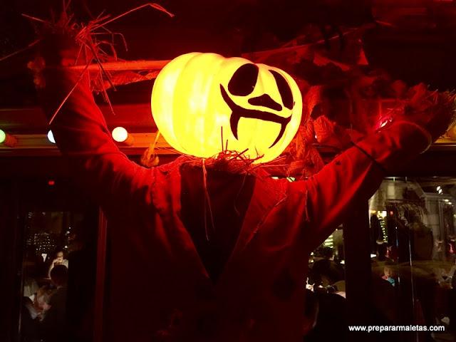halloween en copenhague