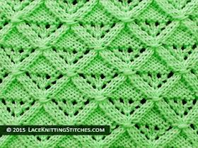 Lace Chart #2