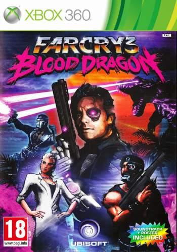 Far Cry 3: Blood Dragon (LT 2.0/3.0) Xbox 360 Torrent