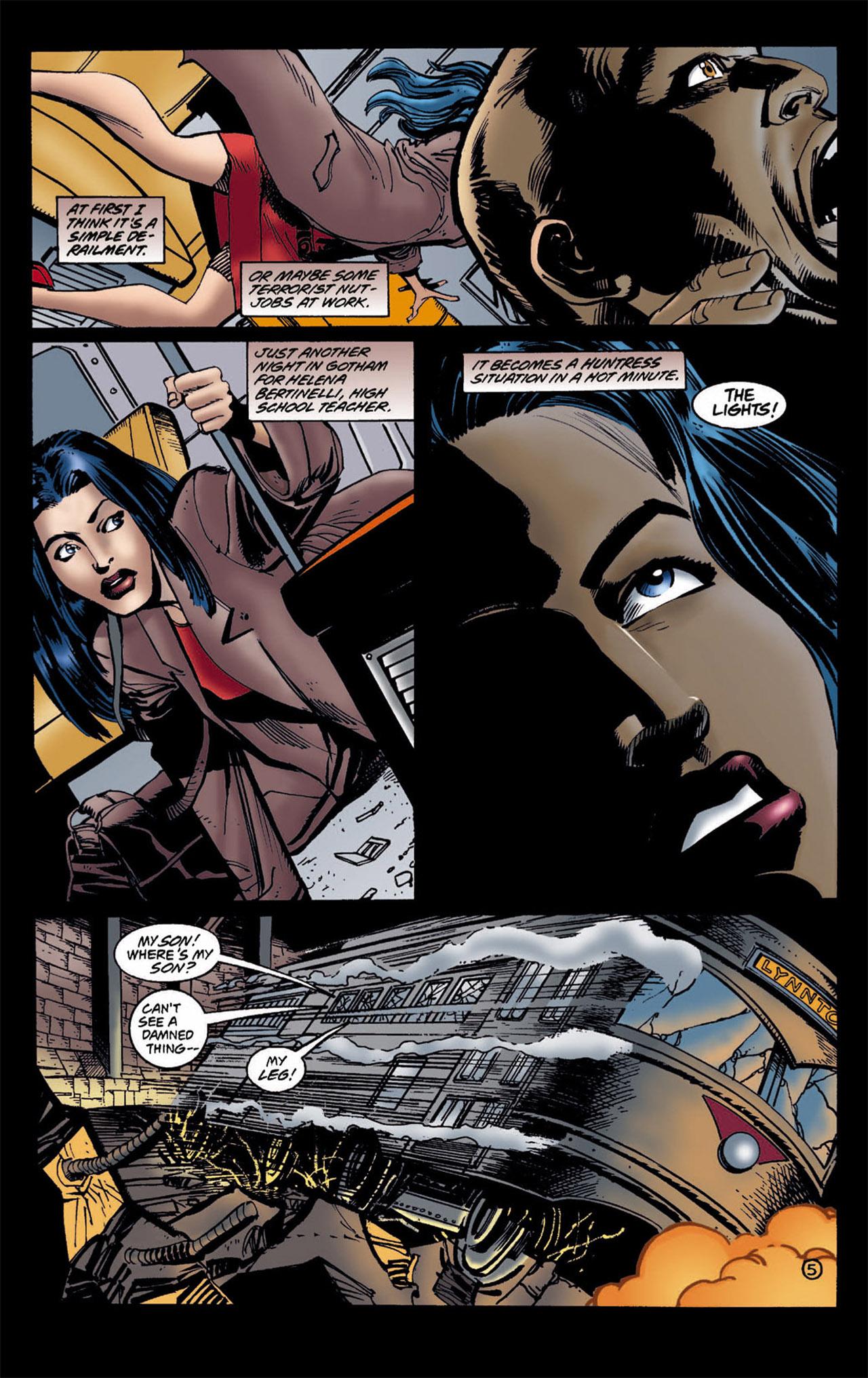 Detective Comics (1937) 720 Page 4