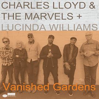 """Charles Lloyd """"Vanished Gardens"""" / stereojazz"""