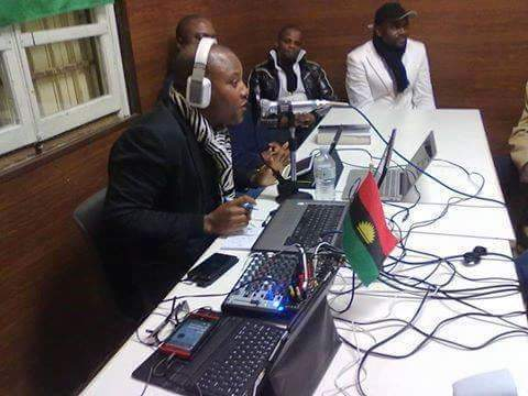 """Biafra: Nnamdi Kanu Is A Threat To My Government And Obstacle To Islamize Biafrans, I Cannot Release Him""""--Buhari FB_IMG_1475702960531"""