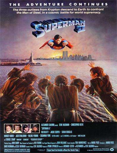 Ver Superman II. La aventura continúa (1980) Online