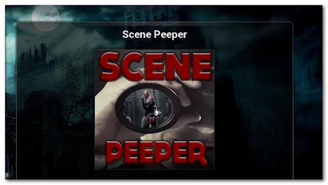 Scene Peeper Addon
