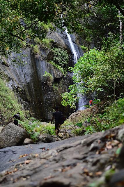 Air Terjun Njero Kuwong  Ngadisanan Sambit Ponorogo