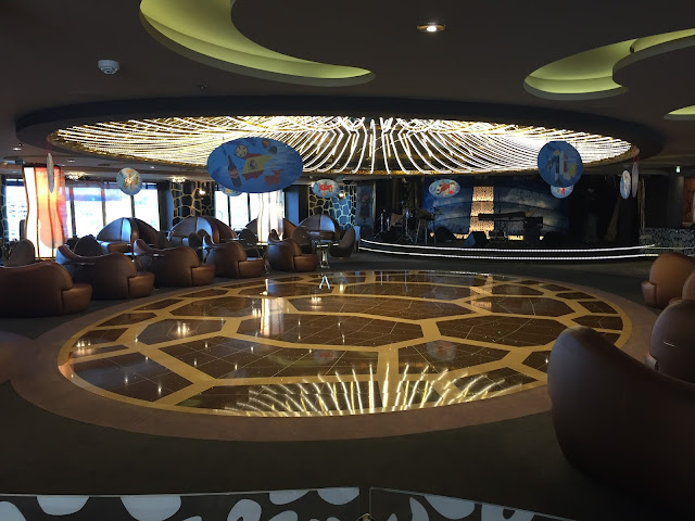 Safari Lounge on MSC Preziosa