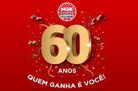 Promoção NGK Spark Plugs 60 Anos ngk60anosquemganhaevoce.com.br