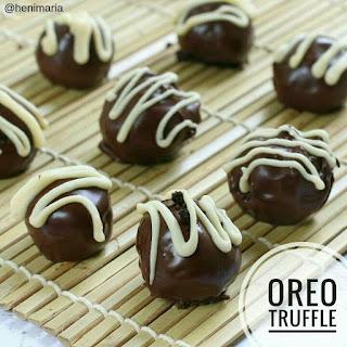 Ide Resep Kue Kering Oreo Truffle