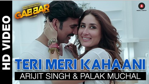 Download Teri Meri Kahaani – Gabbar Is Back (2015) HD 720p Full Video Song