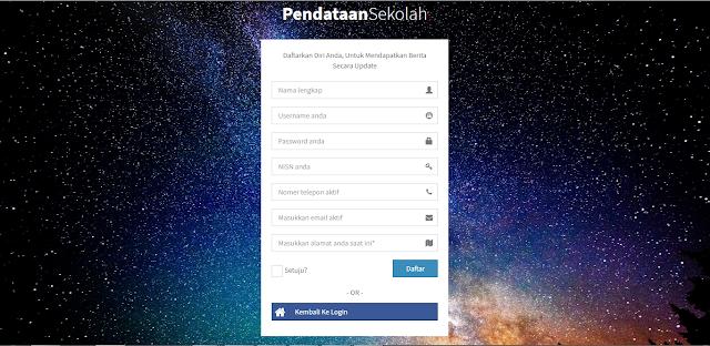 Aplikasi Pendataan dan Penjadwalan Sekolah dengan Menggunakan PHP dan Bootstrap