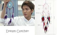 Cara Bikin Bawaajige Nagwaagan Dream Catcher   【手工制作】手作一个捕梦网耳环