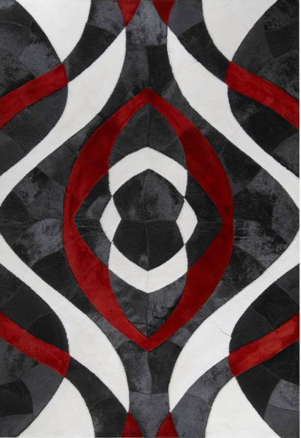 karpet motif simetris