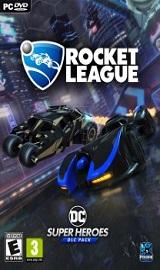 Rocket League%25C2%25AE DC Super Heroes DLC Pack PC Cover - Rocket League DC Super Heroes-PLAZA