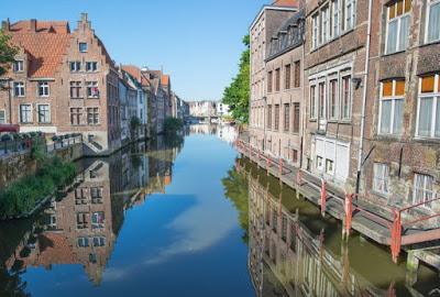 أهم المدن السياحة في بلجيكا