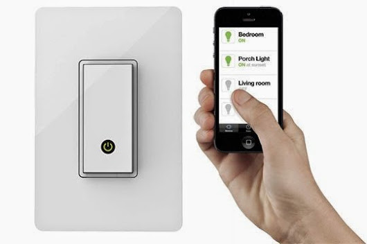 Automate Your Home Lighting with Belkin WeMo Switches | Estech Web