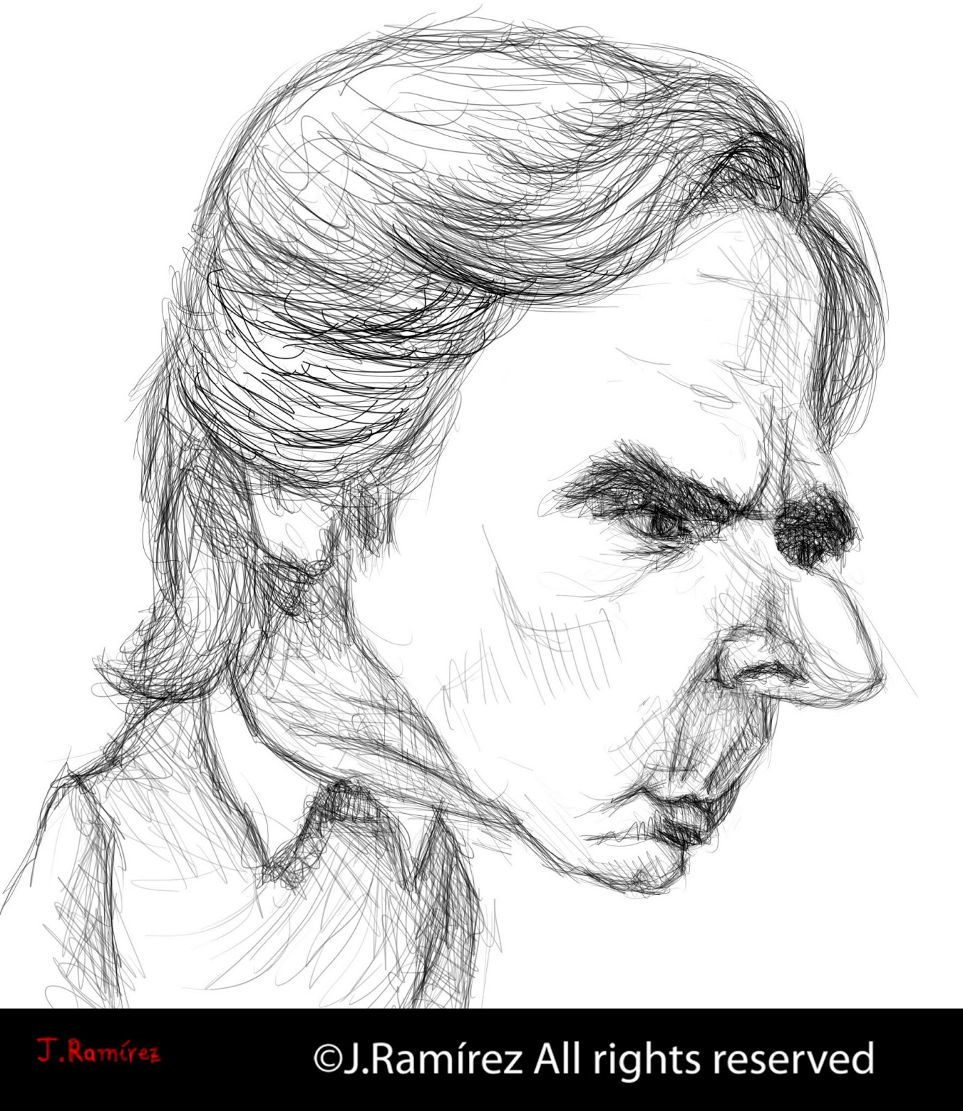 J Ramirez Caricatures Amp Illustration Mayo