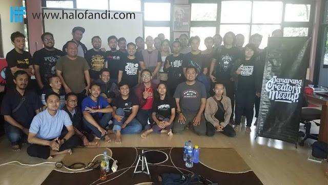Semarang Creator Meetup 3 : Become The Expert!