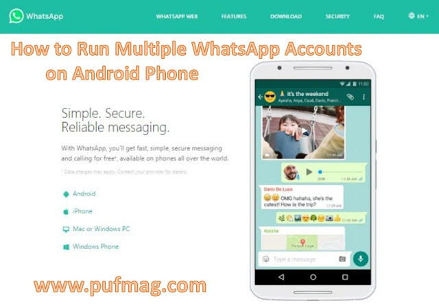 Dual WhatsApp: Run Multiple WhatsApp Accounts on Android Phone